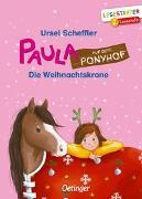Cover-Bild zu Paula auf dem Ponyhof von Scheffler, Ursel