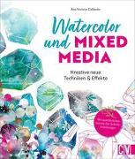 Cover-Bild zu Calderón, Ana Victoria: Watercolor und Mixed Media