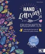 Cover-Bild zu Eckert, Selina: Handlettering! Grußkarten