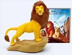Cover-Bild zu Tonie. Disney - König der Löwen