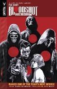 Cover-Bild zu Lemire, Jeff: Bloodshot Reborn Vol. 2: The Hunt (eBook)