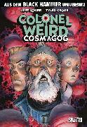 Cover-Bild zu Lemire, Jeff: Black Hammer: Colonel Weird - Cosmagog (eBook)