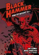 Cover-Bild zu Lemire, Jeff: Black Hammer. Band 3 (eBook)