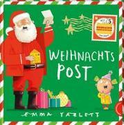 Cover-Bild zu Yarlett, Emma: Weihnachtspost