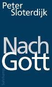 Cover-Bild zu Sloterdijk, Peter: Nach Gott