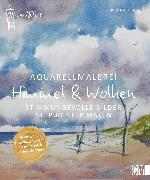 Cover-Bild zu Jurick, Kristina: Aquarellmalerei - Himmel & Wolken (eBook)