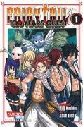 Cover-Bild zu Mashima, Hiro: Fairy Tail - 100 Years Quest 1