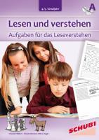 Cover-Bild zu Lesen und verstehen 4./5. Schuljahr. Aufgabe A. Kopiervorlagen von Thüler, Ursula