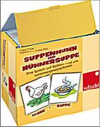 Cover-Bild zu Suppenhuhn und Hühnersuppe - Bilderbox von Thüler, Ursula
