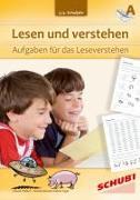 Cover-Bild zu Lesen und verstehen 3./4. Schuljahr. Ausgabe A. Kopiervorlagen von Thüler, Ursula