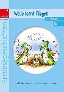 Cover-Bild zu Wolle lernt fliegen. Kopiervorlagen von Thüler, Ursula