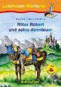 Cover-Bild zu Ritter Robert und seine Abenteuer / Silbenhilfe von Uebe, Ingrid