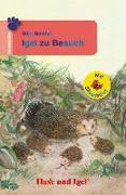 Cover-Bild zu Igel zu Besuch / Silbenhilfe von Bembé, Silja
