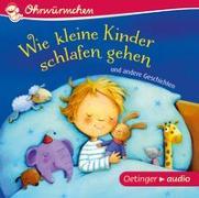 Cover-Bild zu Wie kleine Kinder schlafen gehen und andere Geschichten (CD) von ZurBrügge, Anne-Kristin