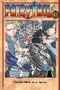 Cover-Bild zu Mashima, Hiro: Fairy Tail 35