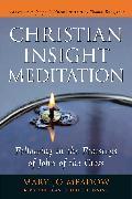 Cover-Bild zu Meadow, Mary Jo: Christian Insight Meditation