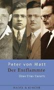 Cover-Bild zu Matt, Peter von: Der Entflammte