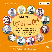 Cover-Bild zu Kennst du die? (Audio Download) von Mai, Manfred