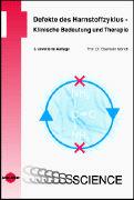 Cover-Bild zu Defekte des Harnstoffzyklus - Klinische Bedeutung und Therapie von Mönch, Eberhard