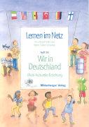 Cover-Bild zu Datz, Margret: Lernen im Netz 14. Wir in Deutschland