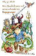 Cover-Bild zu Lambrecht, Wolfgang: Herr Bombelmann und seine unheimlichen Begegnungen (eBook)