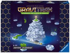 Cover-Bild zu Ravensburger GraviTrax Adventskalender - Ideal für GraviTrax-Fans, Konstruktionsspielzeug für Kinder ab 8 Jahren