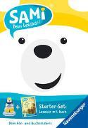Cover-Bild zu Schütze, Andrea: Ravensburger 00096 - SAMi, dein Lesebär, Starter-Set - Der größte Schatz der Welt, für Kinder ab 3 Jahren