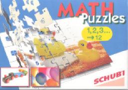 Cover-Bild zu Mathpuzzles. Zählen bis 12