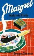 Cover-Bild zu Simenon, Georges: Maigrets Pfeife