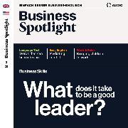 Cover-Bild zu Business-Englisch lernen Audio - Merkmale einer guten Führungskraft (Audio Download) von Verlag, Spotlight