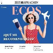 Cover-Bild zu Spanisch lernen Audio - Was würden Sie mir empfehlen? (Audio Download) von Jimenez, Covadonga