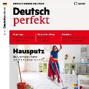 Cover-Bild zu Deutsch lernen Audio - Hausputz (Audio Download) von Verlag, Spotlight