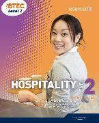 Cover-Bild zu Dale, Gillian: BTEC Level 2 First Hospitality Student Book