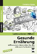 Cover-Bild zu Gesunde Ernährung (eBook) von Schub, Christine