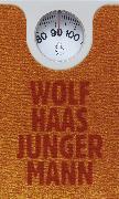 Cover-Bild zu Haas, Wolf: Junger Mann (eBook)