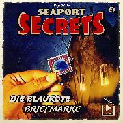 Cover-Bild zu Behnke, Katja: Seaport Secrets 4 - Die blaurote Briefmarke (Audio Download)