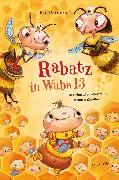 Cover-Bild zu Pannen, Kai: Rabatz in Wabe 13 (eBook)
