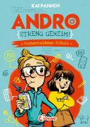Cover-Bild zu Pannen, Kai: Andro, streng geheim! (Band 1) - Fehlermeldung: Schule