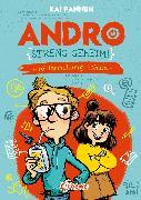 Cover-Bild zu Pannen, Kai: Andro, streng geheim! (Band 1) - Fehlermeldung: Schule (eBook)