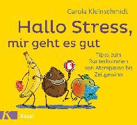 Cover-Bild zu Kleinschmidt, Carola: Hallo Stress, mir geht es gut (eBook)