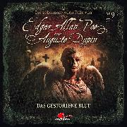 Cover-Bild zu Edgar Allan Poe & Auguste Dupin, Folge 9: Das gestohlene Blut (Audio Download) von Duschek, Markus