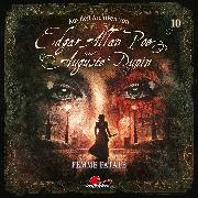 Cover-Bild zu Edgar Allan Poe & Auguste Dupin, Aus den Archiven, Folge 10: Femme Fatale (Audio Download) von Poe, Edgar Allan
