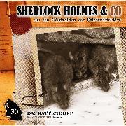 Cover-Bild zu Sherlock Holmes & Co, Folge 30: Das Rattendorf (Audio Download) von Duschek, Markus