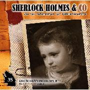 Cover-Bild zu Sherlock Holmes & Co, Folge 35: Die schottische Spur (Audio Download) von Duschek, Markus