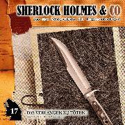 Cover-Bild zu Sherlock Holmes & Co, Folge 17: Das Verlangen zu töten (Audio Download) von Poe, Edgar Allan