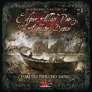Cover-Bild zu Edgar Allan Poe & Auguste Dupin, Folge 1: Insel der tödlichen Rätsel (Audio Download) von Duschek, Markus