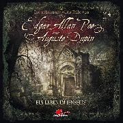 Cover-Bild zu Edgar Allan Poe & Auguste Dupin, Folge 4: Ein Leben im Jenseits (Audio Download) von Duschek, Markus