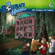 Cover-Bild zu eBook Ein Schuss mit Folgen (Die Bolzplatzhelden 6)