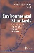 Cover-Bild zu Streffer, Christian: Environmental Standards (eBook)