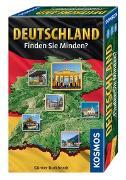 Cover-Bild zu Deutschland - Finden Sie Minden? von Burkhardt, Günter